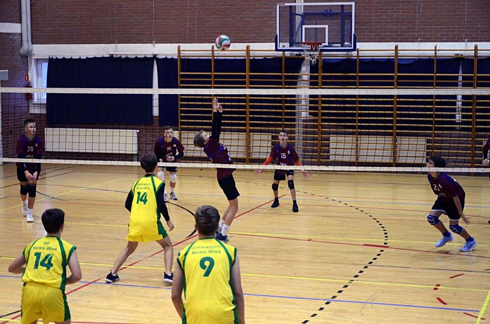Turniej piłki siatkowej w Nadarzynie